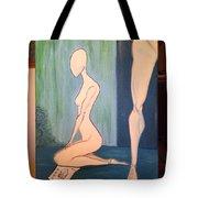 Understanding You Have Left Tote Bag
