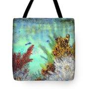 Underwater #2 Tote Bag