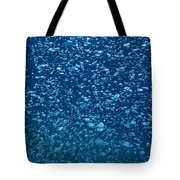 Underwater Bubbles Tote Bag