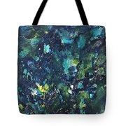 'underwater Chaos' Tote Bag