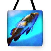 Underwater Levity Tote Bag
