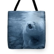 Underwater Playground Tote Bag