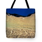 Underwater Reflections Tote Bag