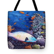 Underwater Treasures Tote Bag
