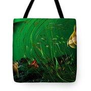Underwater Wonderland  Diving The Reef Series. Tote Bag