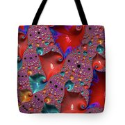 Underwater World - Series Number 33 Tote Bag