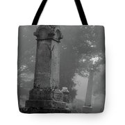 Uneven After Time Tote Bag