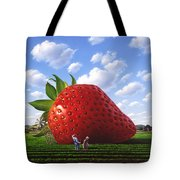 Unexpected Growth Tote Bag