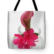 Unexpected Pairing Tote Bag