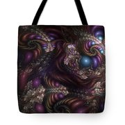 Unfathomable Syncretism Tote Bag