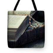 Unfinished Story Tote Bag
