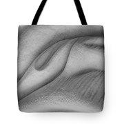Unfolding And Enfolding -- V Tote Bag