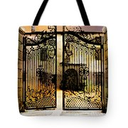 Unguarded Moment Tote Bag