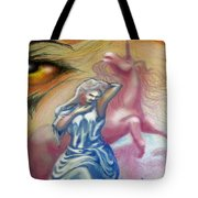 Unicorn Dream Tote Bag