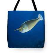 Unicorn Fish Tote Bag