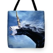 Unicorn Fury Tote Bag