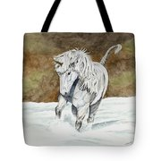 Unicorn Icelandic Tote Bag