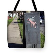 Unicorn Mail Delivery Tote Bag