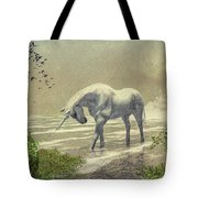 Unicorn Moon Tote Bag