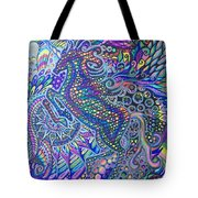 Unicorn Rainbow  Tote Bag