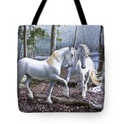 Unicorn Reunion Tote Bag