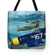 Unidentified Aircraft Tote Bag