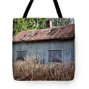 Uninhabited House Tote Bag