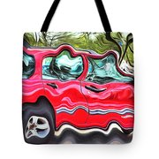 Union Built At Gm Government Motors Tote Bag