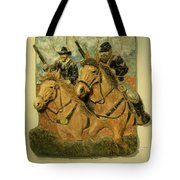 Union Cavalry Tote Bag