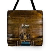 Union Christian Church Sanctuary Tote Bag