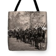 Union Formation Tote Bag