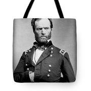 Union General William Tecumseh Sherman 1865 Tote Bag