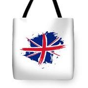 Union Jack - Flag Of The United Kingdom Tote Bag
