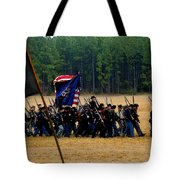 Union On The Move Tote Bag