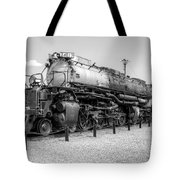 Union Pacific 4012 Tote Bag
