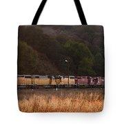 Union Pacific Locomotive Trains . 7d10551 Tote Bag