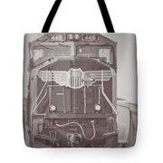 Union Pacific Train Tote Bag
