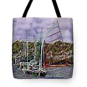 Union Sail Tote Bag