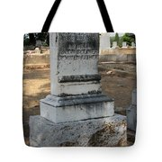 Union Soldier Tote Bag
