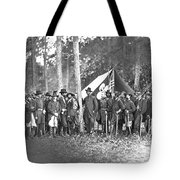 Union Soldiers Tote Bag