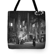 Union Station Train Concourse Tote Bag