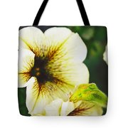 Unique Bloom Tote Bag