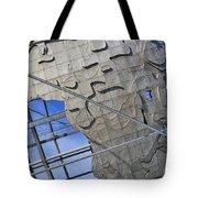 Unisphere Close Up 2 Tote Bag