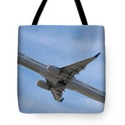 United 757  Tote Bag