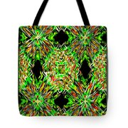 United Colors Abstract Tote Bag