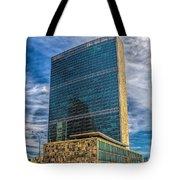 United Nations Headquarters Tote Bag