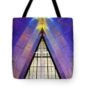 United States Air Force Academy Cadet Chapel 3 Tote Bag