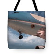 United States Air Force One Tote Bag