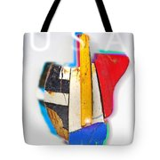 United States Of America Tote Bag