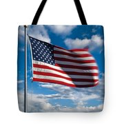 United States Of America Tote Bag by Steve Gadomski